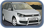 vw touran accessories